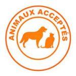 Location animaux acceptés